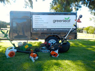 Greenleaf Mowing
